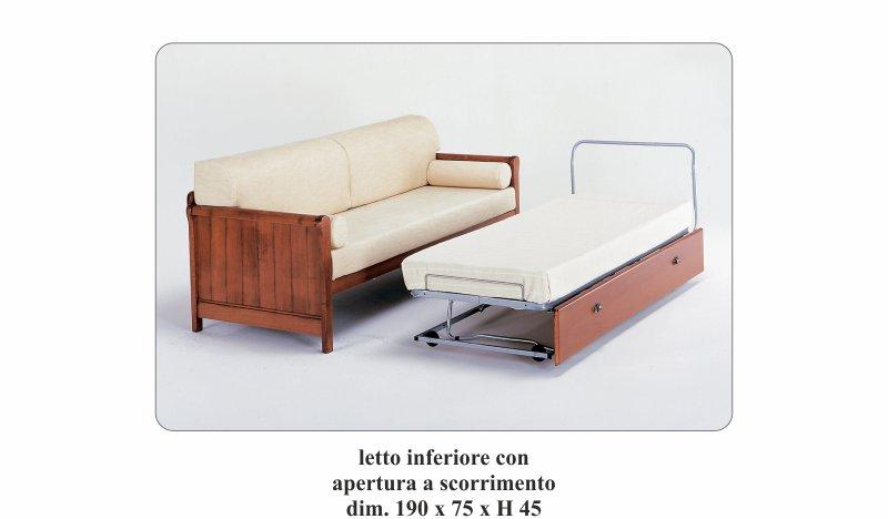 Naxox apertura letto